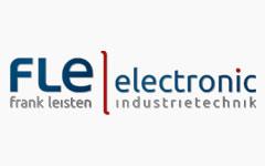 Logo Fleisch electronic - Mäding Veranstaltungstechnik