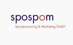 Logo spospom - Mäding Veranstaltungstechnik