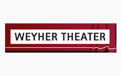 Logo Weyher Theater - Mäding Veranstaltungstechnik