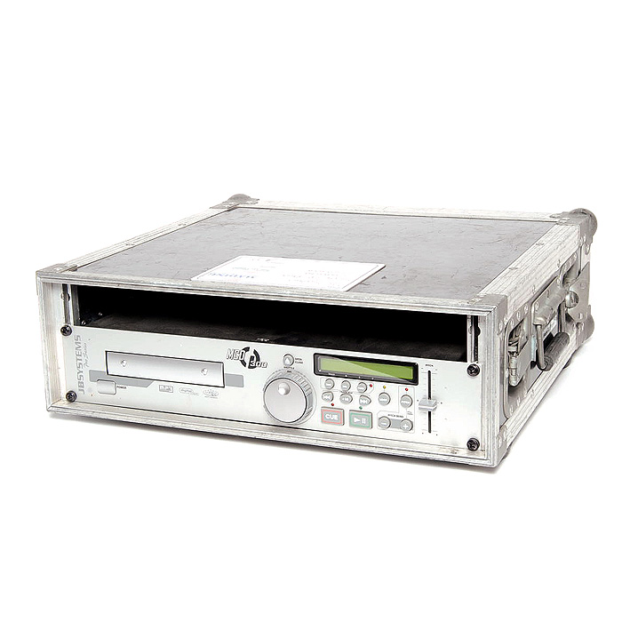JB Systems Single CD Player