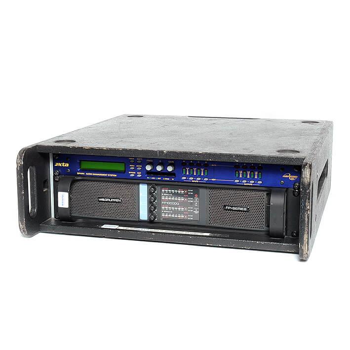 LAB FP10000Q + XTA DP444