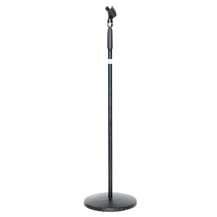 K&M Mikrofonstativ Tellerfuß