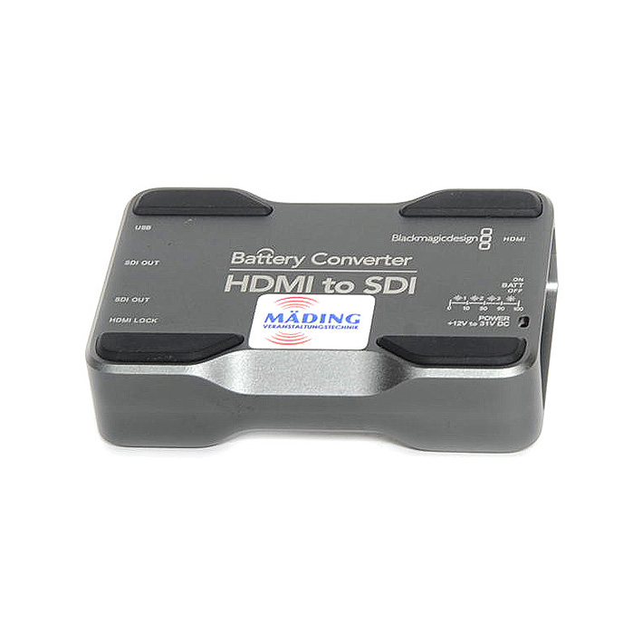 HDMI to SDI