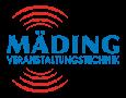Mäding Veranstaltungstechnik Logo